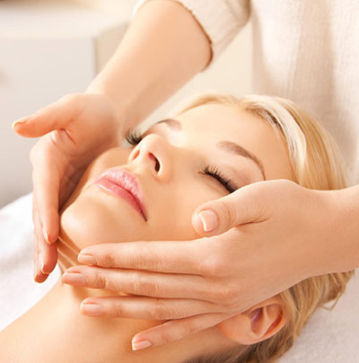 косметологический массаж лица