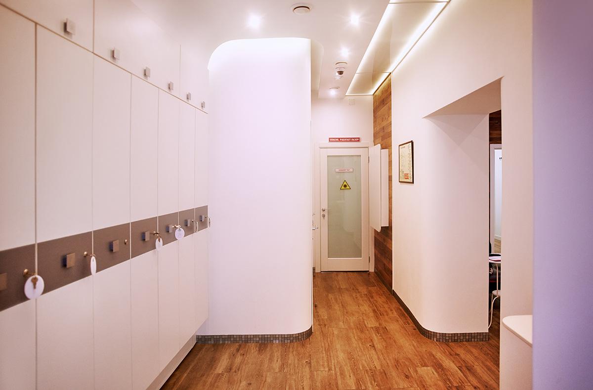 Холл клиники ВиАнта