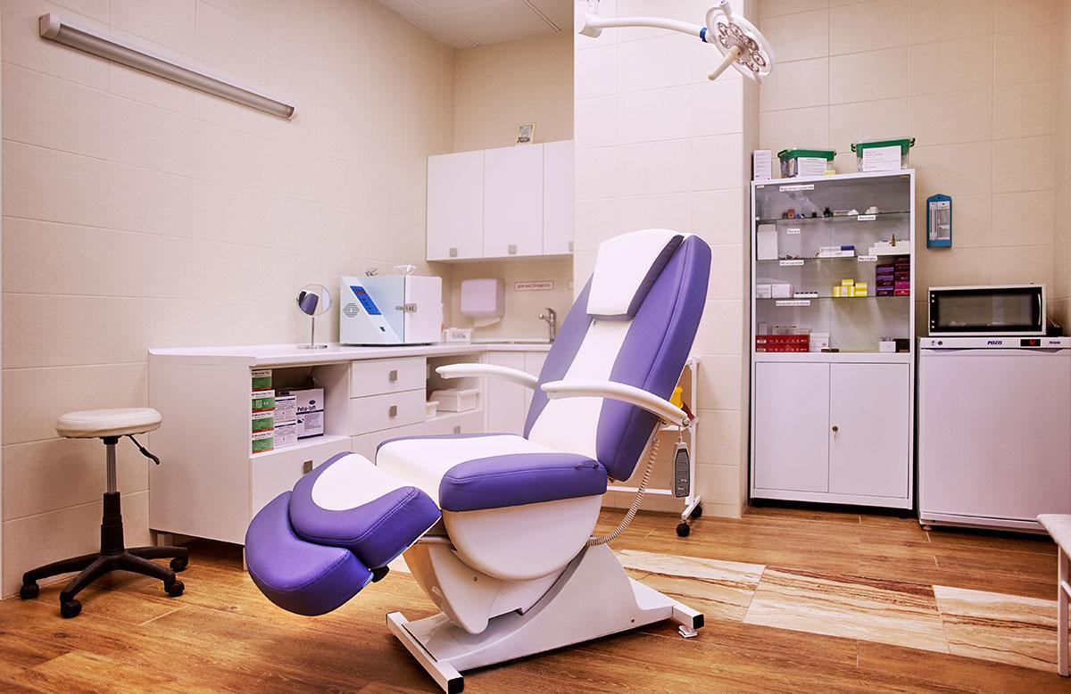 Кабинет клиники ВиАнта